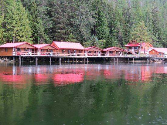 Duncanby Lodge Bewertungen Fotos Rivers Inlet Kanada