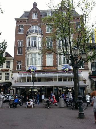 Bulldog hotel obr zek za zen the bulldog hotel for Bulldog hotel amsterdam