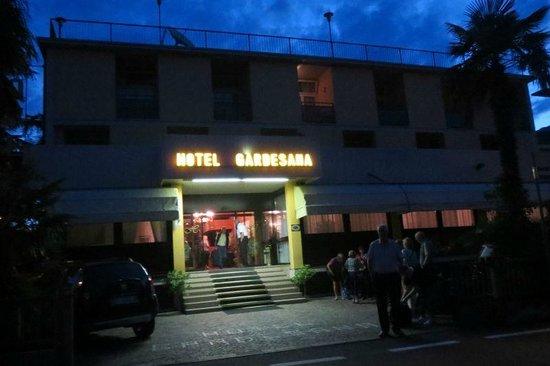 Hotel Gardesana at dawn!