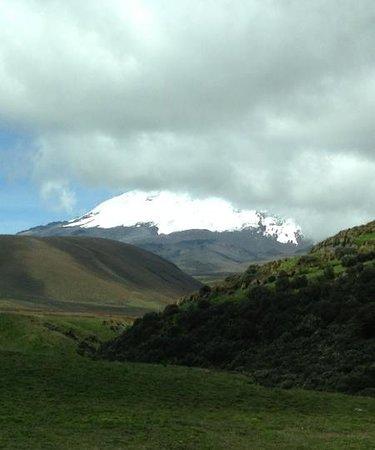 Antisana Ecological Reserve: breathtaking scenery