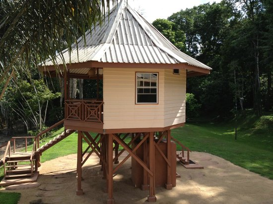 Kabalebo Nature Resort: Cabana
