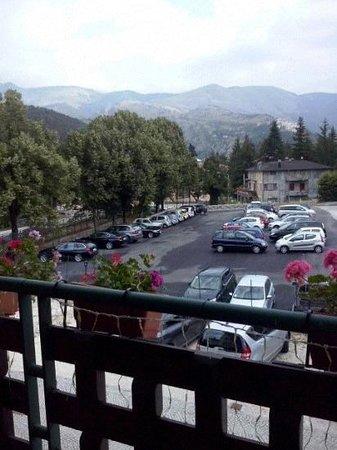 Hotel Alisma: vista dalla camera