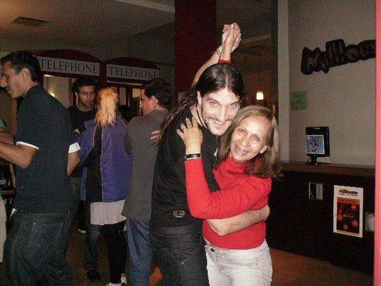 Milhouse Hostel Avenue: Aulas de tango, uma das atividades oferecidas