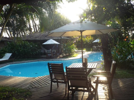 Pousada Berro do Jeguy: Vista da piscina