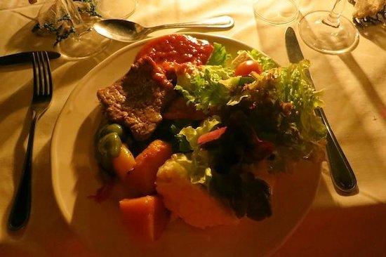 Macatoo Horseback Safari Camp : Dinner