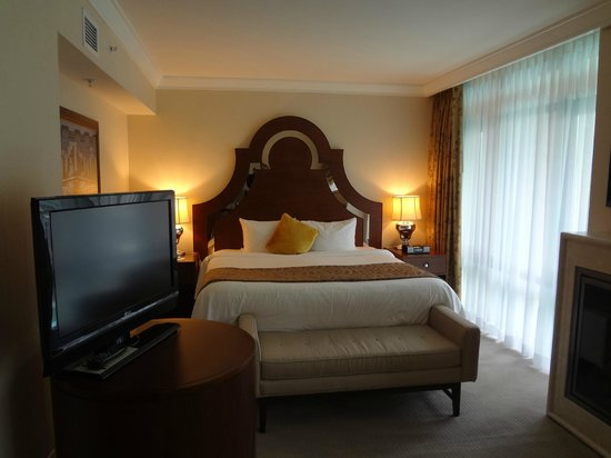 L'Hermitage Hotel: Boutique Room