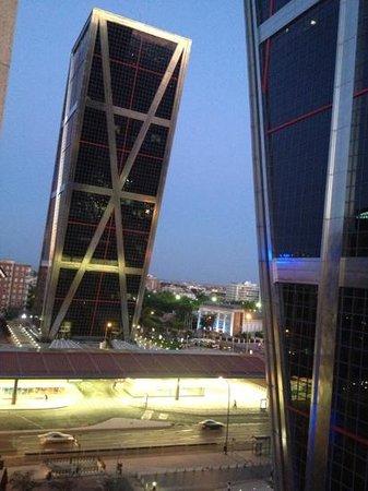 Hotel Exe Plaza: Desde la habitación 820