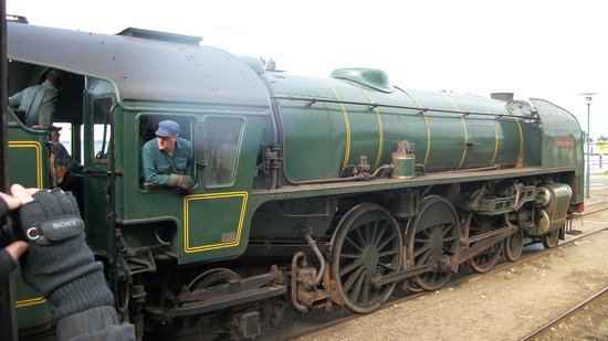 SteamRanger Heritage Railway: Steam Ranger