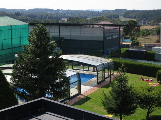 Hotel Santiago & SPA: Piscina