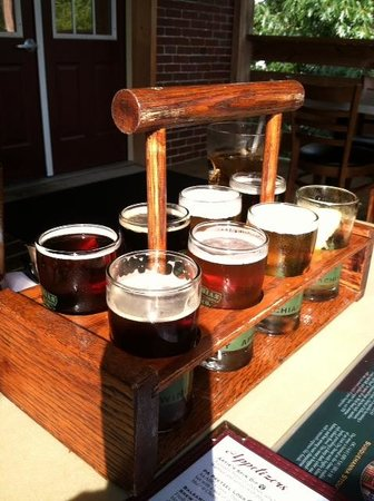Appalachian Brewing Company - Litiz: The sampler