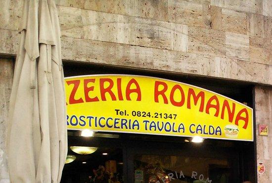 Pizzeria Romana