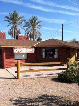 Ike's Cook Shack, Wickenburg, AZ