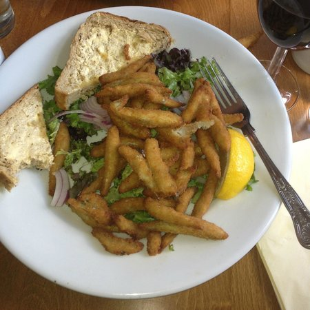 Six Bells: the meal I had