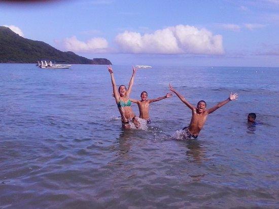 Hotel Riu Guanacaste: fun times