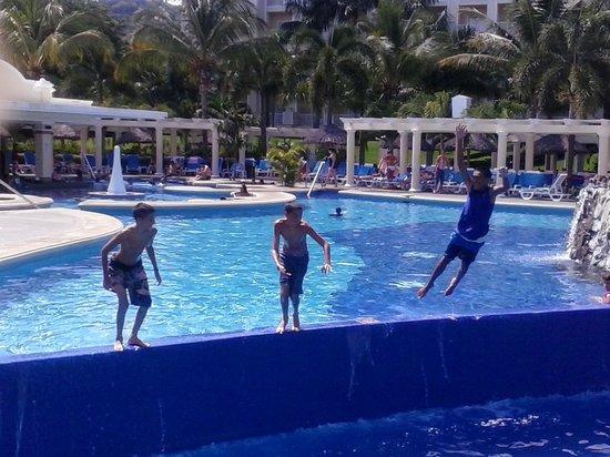 Hotel Riu Guanacaste: fantastic pool