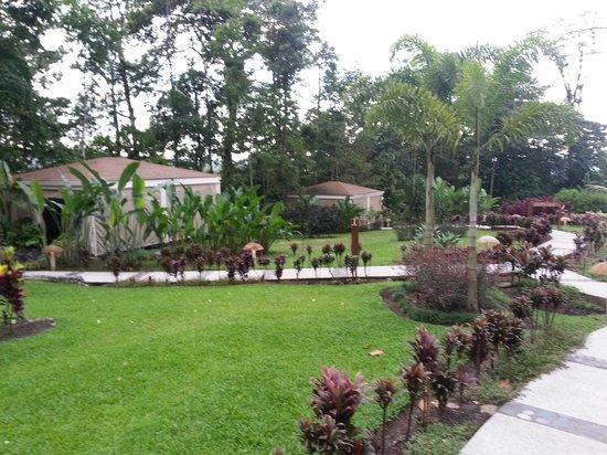 Hotel El Silencio del Campo: zona Spa