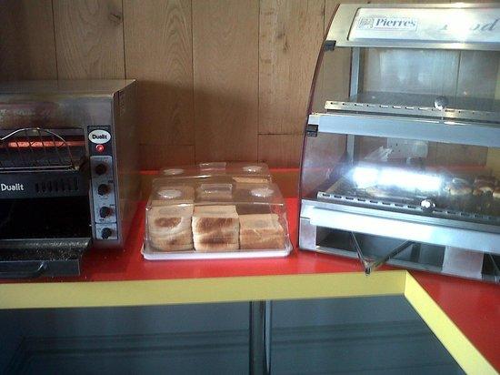 The Big Sleep Hotel Eastbourne by Compass Hospitality: Breakfast...