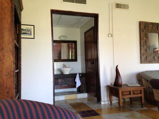 Hotel Machado: living room