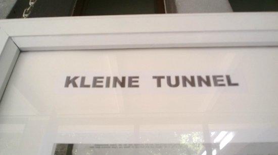 St. Anna's Tunnel / Pedestrians' Tunnel : Kleine Tunnel