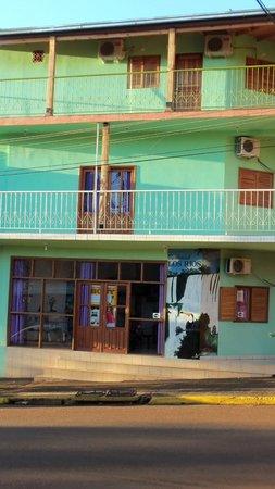 Los Rios Residencial: vista de enfrente