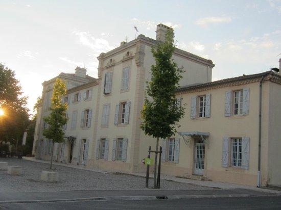 La Résidence du Château de Jouarres : CHATEAU DE JOUARRES