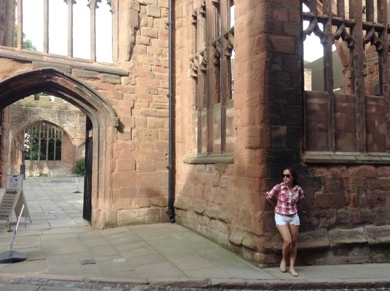 Coventry Cathedral: :)