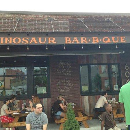 Dinosaur Bar B Que Brooklyn Restaurant Reviews Phone
