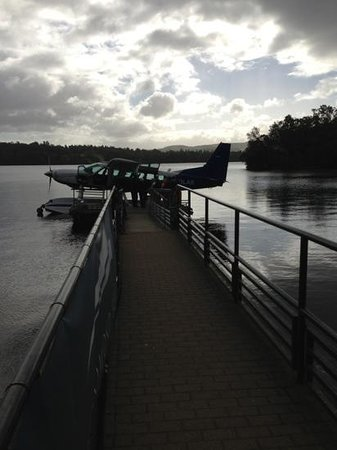 Loch Lomond Seaplanes: A great day out !