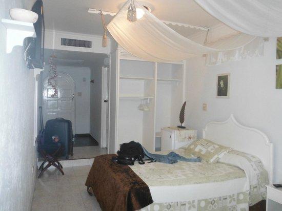 San Andres Noblehouse Hotel : la mia camera