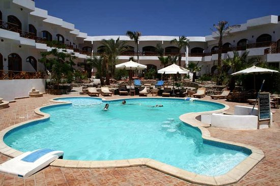 Hotel Planet Oasis - Pool 100 m2