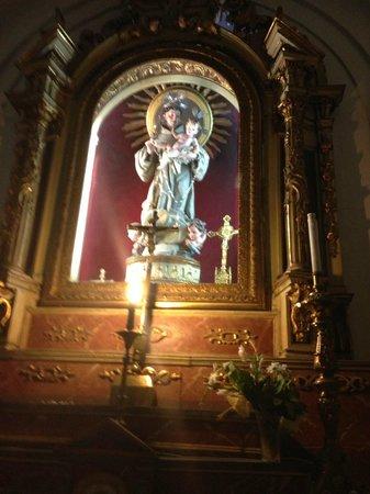 Iglesia de Las Calatravas: San Antonio Bendito