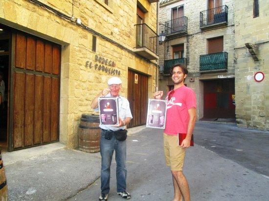 Bodega El Fabulista: Our purchases