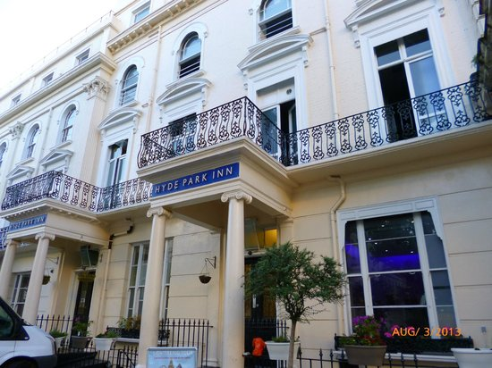 Smart Hyde Park Inn Hostel : Hyde Park Inn