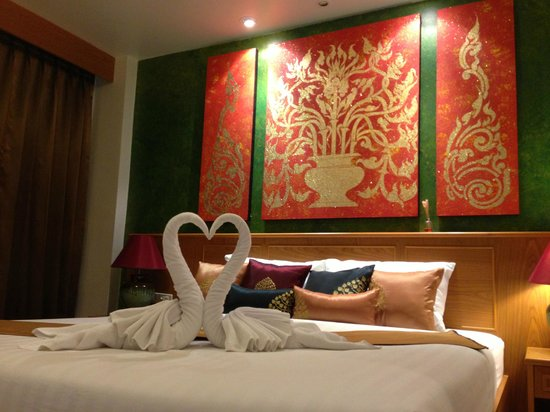 Tanawan Phuket Hotel : Superior