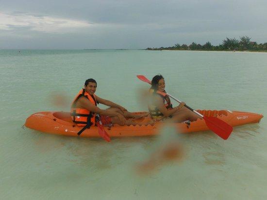 Hotel Villas Delfines: se disfrutan mucho todas las actividades