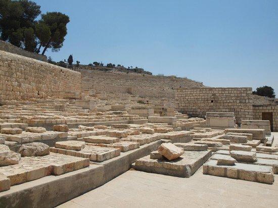 Cimetière juif du Mont des Oliviers : cemetery