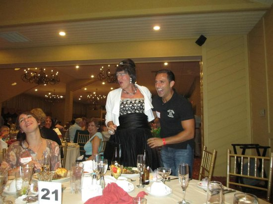 Villa Roma Resort and Conference Center: Dinner Thearter