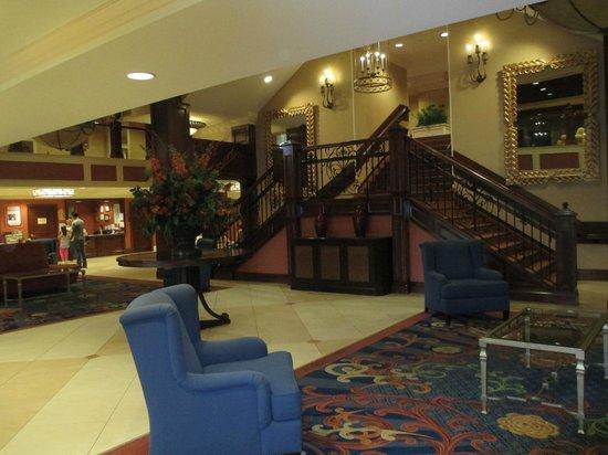 Villa Roma Resort and Conference Center: Lobby