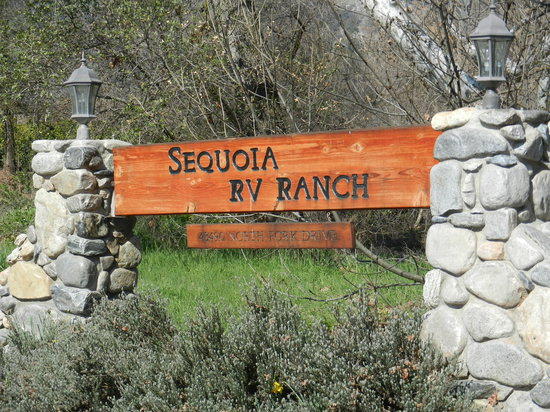 Welcome to Sequoia RV Ranch