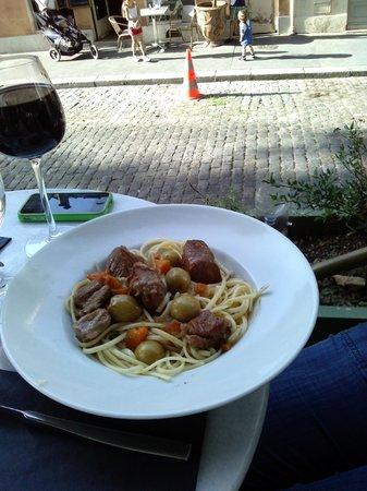 Le Resto du Roy: Repas du soir