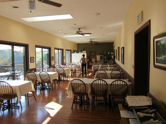 Woodberry Inn : Dining room