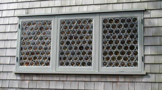 Nantucket Historical Association Walking Tours: Window in House 3