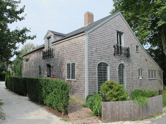 Nantucket Historical Association Walking Tours: House 2