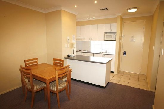 Maclin Lodge Motel: Apartment