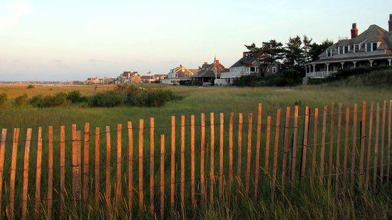 Jetties Beach: Houses on the beach