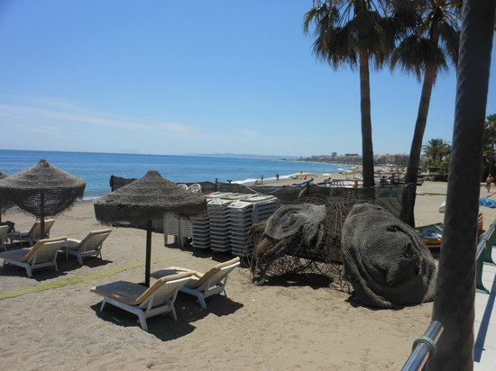Macdonald Villacana Club Resort: Estepona beach