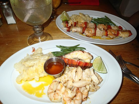 Seafood Restaurants Jaco Costa Rica