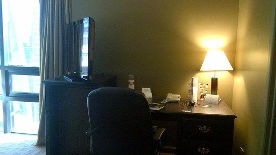 Radisson Hotel & Suites Guatemala City: Escrivaninha