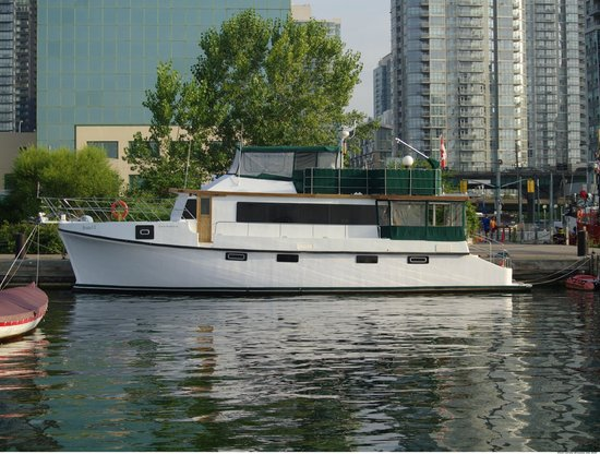 Making Waves Boatel: La magnifique petit B&B de Toronto, le Boatel
