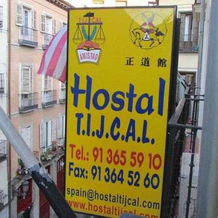 Hostal Tijcal